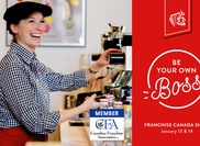 Meet the Presse Café team at the CFA Show in Montreal this weekend!